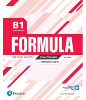 Робочий зошит Formula B1 Preliminary Workbook with eBook