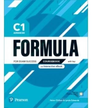 Підручник Formula C1 Advanced Student's Book with eBook