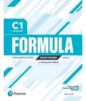 Робочий зошит Formula C1 Advanced Workbook with eBook