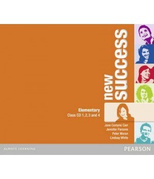 Диски New Success Elementary Class CDs