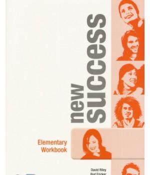 Робочий зошит New Success Elementary Workbook & Audio CD Pack