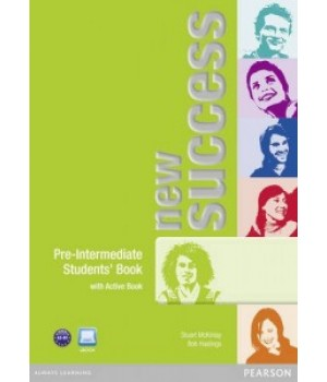 Підручник New Success Pre-Intermediate Students' Book & Active Book Pack