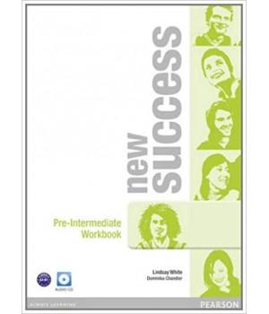 Робочий зошит New Success Pre-Intermediate Workbook & Audio CD Pack