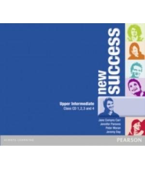 Диски New Success Upper Intermediate Class CDs