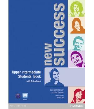 Підручник New Success Upper Intermediate Students' Book & Active Book Pack