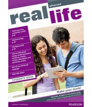 Підручник Real Life Advanced Student's Book