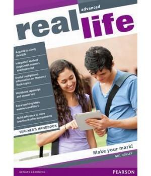 Книга для вчителя Real Life Advanced Teacher's Handbook