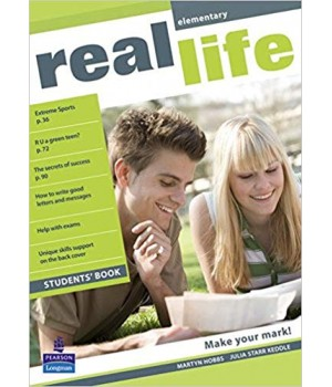 Підручник Real Life Elementary Student's Book