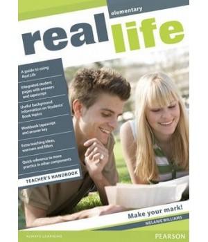 Книга для вчителя Real Life Elementary Teacher's Handbook