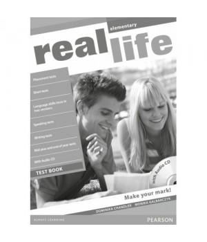 Тести Real Life Elementary Test Pack