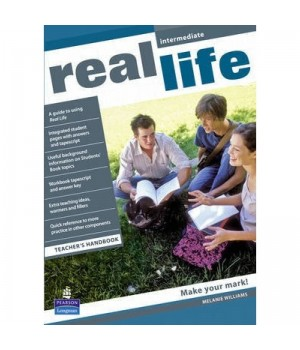 Книга для вчителя Real Life Intermediate Teacher's Handbook