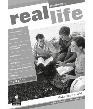Тести Real Life Intermediate Test Pack