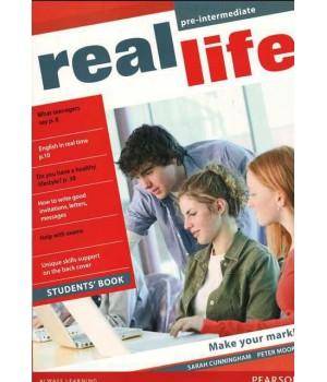 Підручник Real Life Pre-Intermediate Student's Book