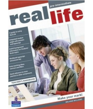 Книга для вчителя Real Life Pre-Intermediate Teacher's Handbook