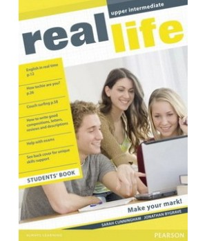 Підручник Real Life Upper-Intermediate Student's Book