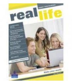 Книга для вчителя Real Life Upper-Intermediate Teacher's Handbook
