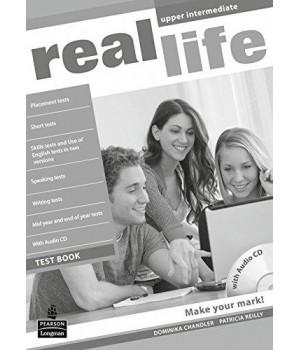 Тесты Real Life Upper-Intermediate Test Pack
