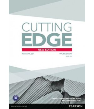 Робочий зошит Cutting Edge Advanced 3rd edition Workbook with key