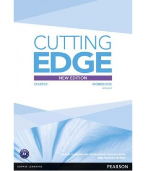 Робочий зошит Cutting Edge Starter 3rd edition Workbook with key