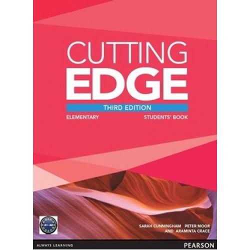 حل تمارين كتاب cutting edge elementary