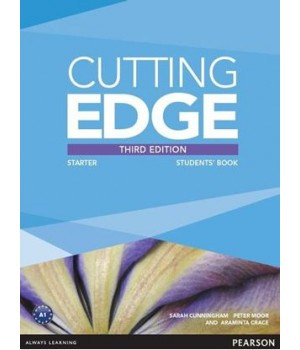 Підручник Cutting Edge Starter 3rd edition Students' Book and DVD Pack