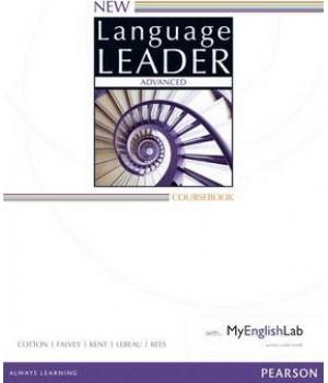 Підручник New Language Leader Advanced Coursebook with MyEnglishLab