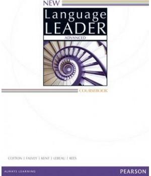 Підручник New Language Leader Advanced Course Book