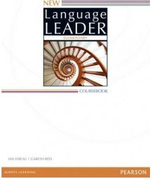 Підручник New Language Leader Elementary Course Book