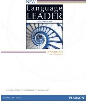 Підручник New Language Leader Intermediate Coursebook with MyEnglishLab