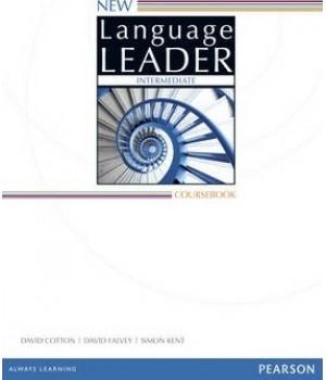 Підручник New Language Leader Intermediate Course Book