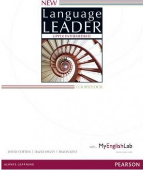 Підручник New Language Leader Upper Intermediate Coursebook with MyEnglishLab