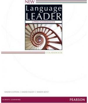 Підручник New Language Leader Upper Intermediate Course Book