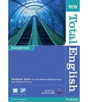 Підручник New Total English Elementary Students' Book with Active Book and MyLab Pack