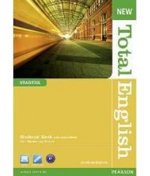 Підручник New Total English Starter Students' Book With Active Book Pack