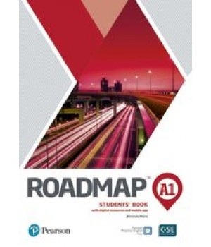 Підручник Roadmap A1 Student's Book with Digital Resources and Mobile Application