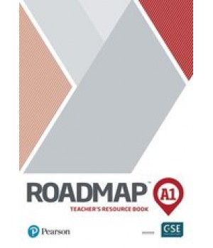 Книга для вчителя Roadmap A1 Teacher's Book with Digital Resources and Assessment Package