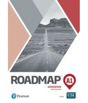 Робочий зошит Roadmap A1 Workbook with Key and Online Audio