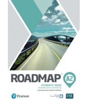 Підручник Roadmap A2 Student's Book with Digital Resources and Mobile Application