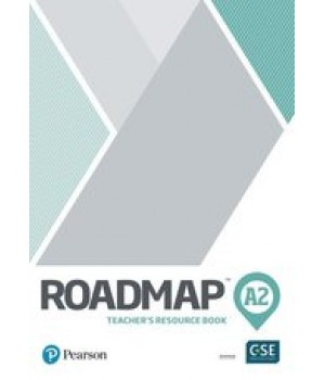 Книга для вчителя Roadmap A2 Teacher's Book with Digital Resources and Assessment Package
