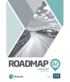 Робочий зошит Roadmap A2 Workbook with Key and Online Audio