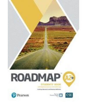 Учебник Roadmap A2+ Student's Book with Digital Resources and Mobile Application