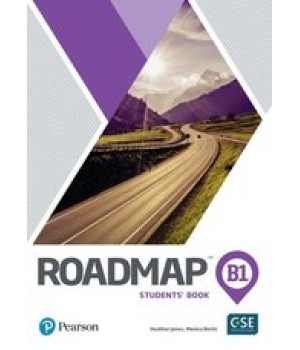 Учебник Roadmap B1 Student's Book with Digital Resources and Mobile Application