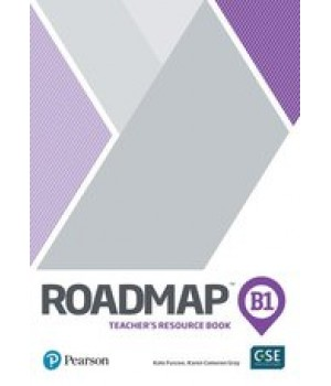 Книга для учителя Roadmap B1 Teacher's Book with Digital Resources and Assessment Package