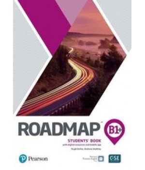Учебник Roadmap B1+ Student's Book with Digital Resources and Mobile Application