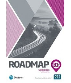 Робочий зошит Roadmap B1+ Workbook with Key and Online Audio