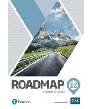 Підручник Roadmap B2 Student's Book with Digital Resources and Mobile Application