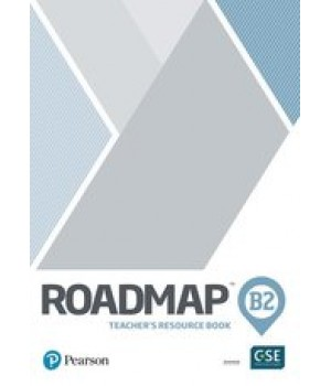 Книга для вчителя Roadmap B2 Teacher's Book with Digital Resources and Assessment Package