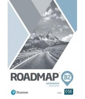 Робочий зошит Roadmap B2 Workbook with Key and Online Audio