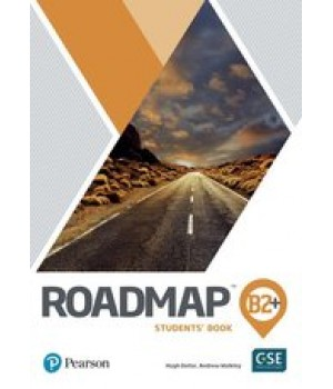 Підручник Roadmap B2+ Student's Book with Digital Resources and Mobile Application