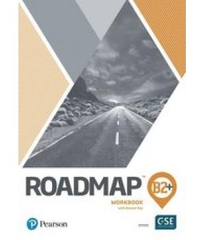 Робочий зошит Roadmap B2+ Workbook with Key and Online Audio